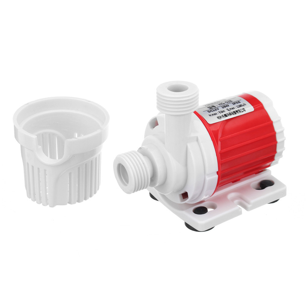 DC 12V Submersible Water Pump 1100L/H Submersible Pump