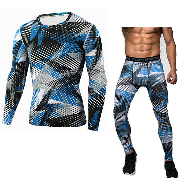 JACK CORDEE Cool Outdoor Camouflage Sports Suits