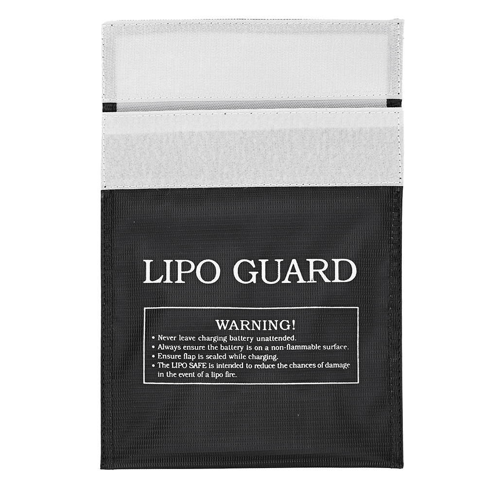 URUAV Waterproof Explosion Proof Colorful Lipo Battery Safety Bag 30X23mm - Photo: 7