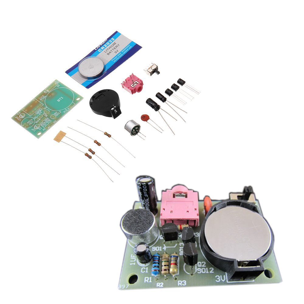 5pcs DIY High Fidelity Deaf Hearing Aids Audio Amplifier Kit Digital Amplifier Board Module