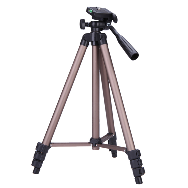 WT3130 Protable Tripod for Canon Nikon Sony DSLR Camera
