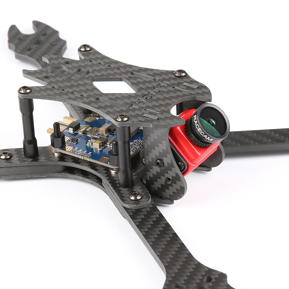 iFlight Strider X5 V2 240mm Stretch X FPV Racing Frame 4mm Arm Carbon Fiber For RC Drone - Photo: 8
