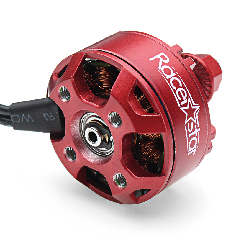 4X Racerstar 2507 BR2507S Fire Edition 2400KV 3-6S Brushless Motor For RC Drone FPV Racing Frame