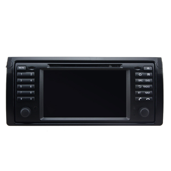 SA-709 Car DVD MP3 MP4 Player FM AUX in Android bluetooth Capacitive Touch Screen for BMW X5 5 Series