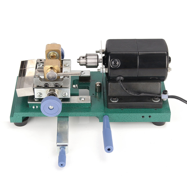 110V 200W Pearl Drilling Machine Drills Hole Punch DIY Beads Making Tool