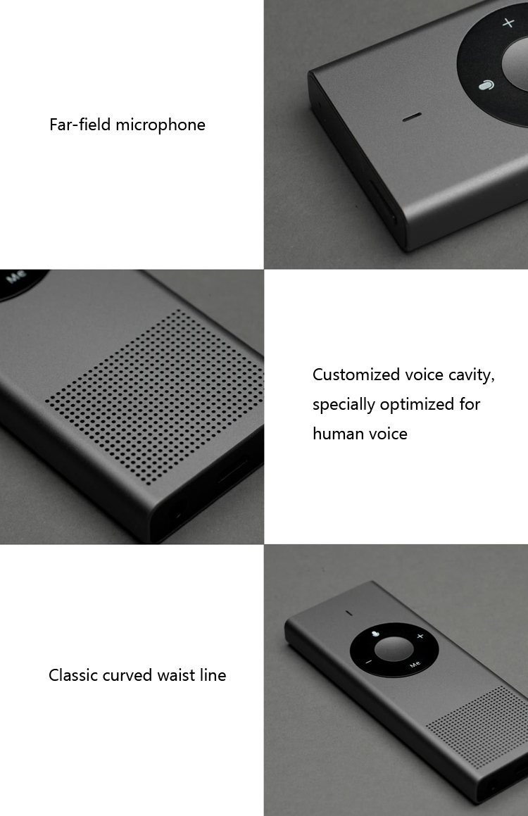 Original Xiaomi Mijia AI Translator 14 Language 7 Days Standby 8H Continuous Translate Smart Travel Voice Interpreter (zh/en/ja/ko/fr/de/es/ru/pt/it/nl/da/fi/sv/th)