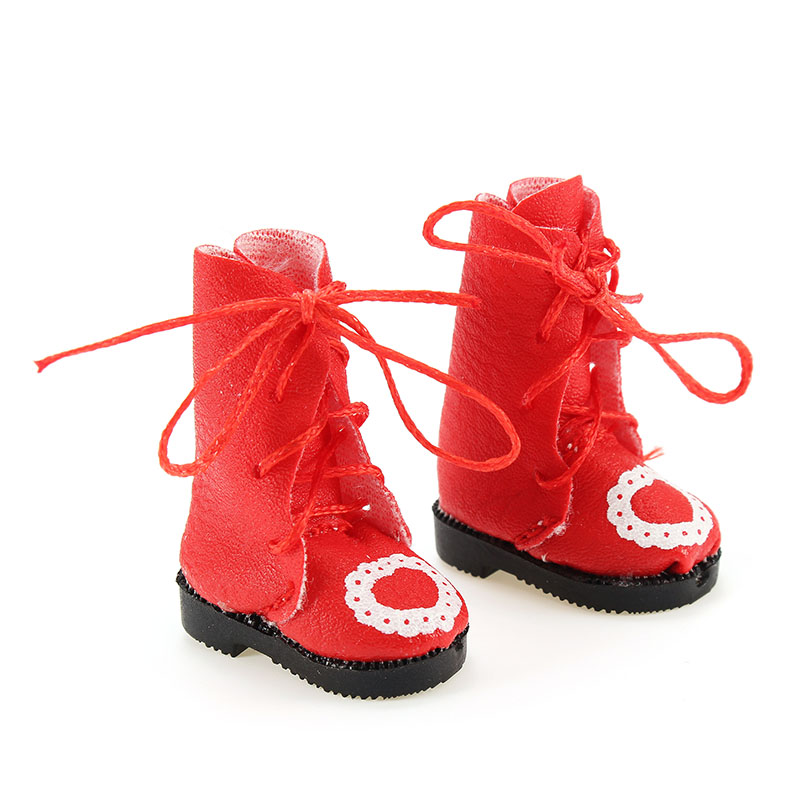 BBGirl 30cm 35cm BJD Doll 3.4cm Boots Shoes DIY Accessories Collection Toy