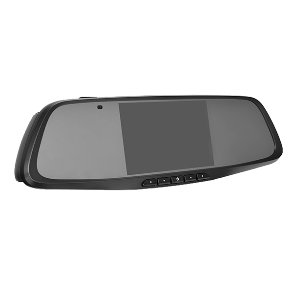 360 HD Car Recorder 1080P 30FPS Camcorder 140 Degree Wide Angle Rear View Mirror