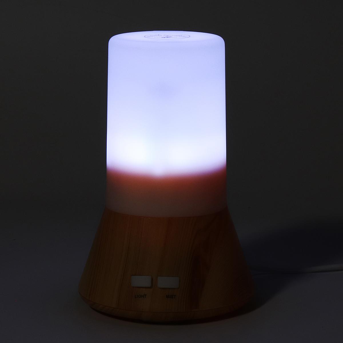 USB Aroma Humidifier Smart bluetooth Audio Colorful Lights Automatic Wood Fragrance Machine