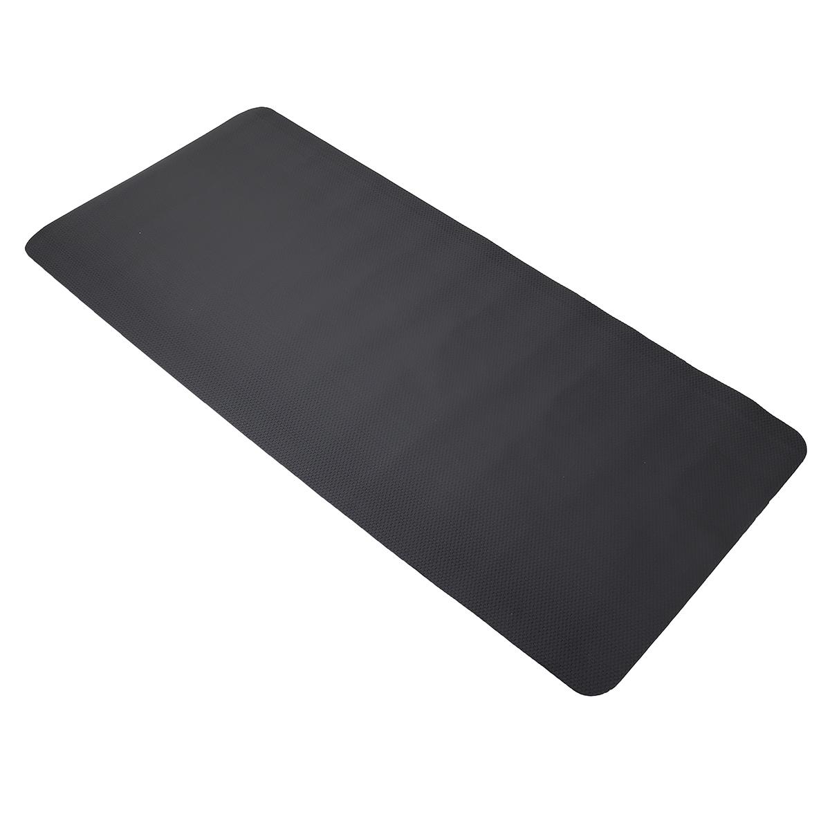 180x75cm Exercise Mat Yoga Mats Gym Equipment Pad For Treadmill Protect Floor