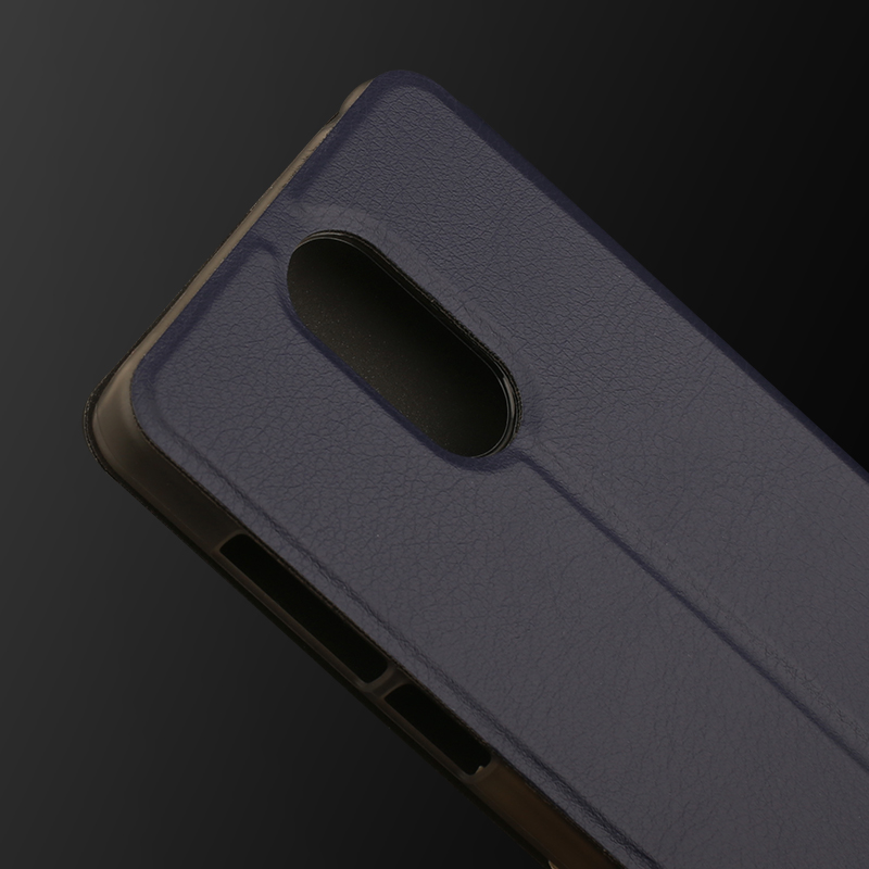 Flip PU Leather With Stand Protective Case For Leagoo M5 Edge
