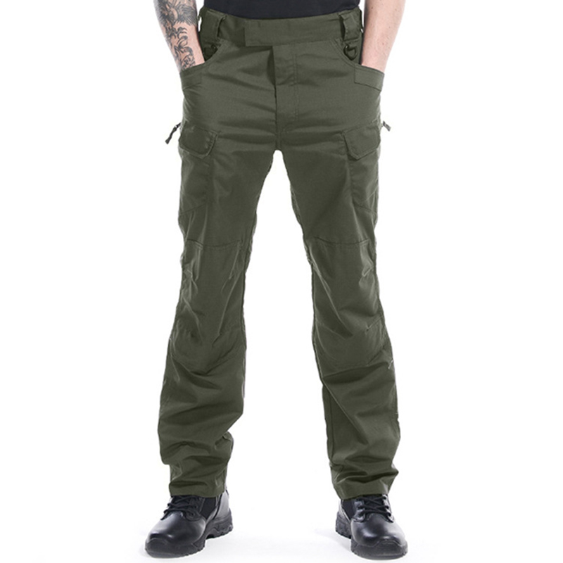 Men's Outdoor Quick Drying Loose Comfy Waterproof Pants