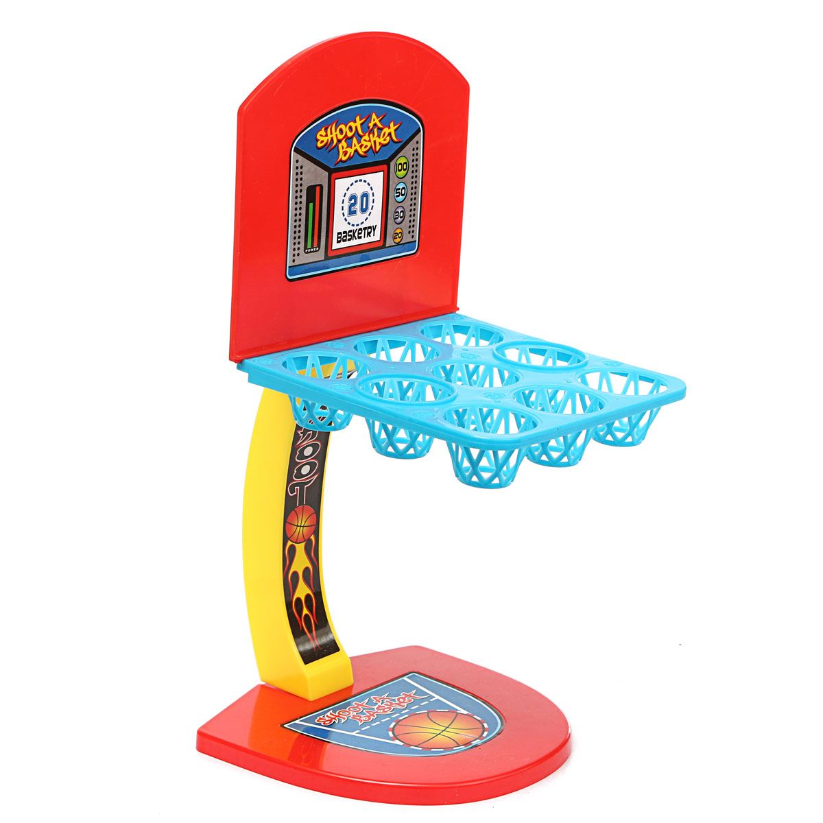 Desktop Mini Finger Basketball Shooting Game Educational Toys Parent-child Interaction Game