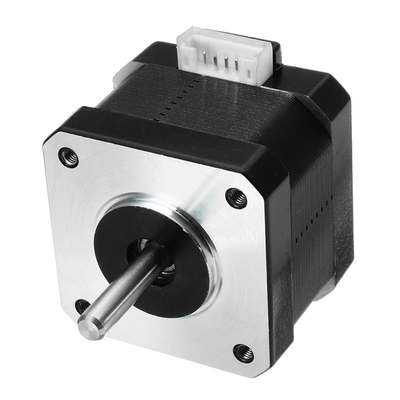 Nema17 1.7A 1.8° 42MM Stepper Motor With Cable For 3D Priter