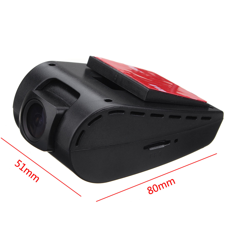 1080P HD 170 Degree Hidden USB Car Vehicle DVR Camera Video Recorder Cam Night Vision