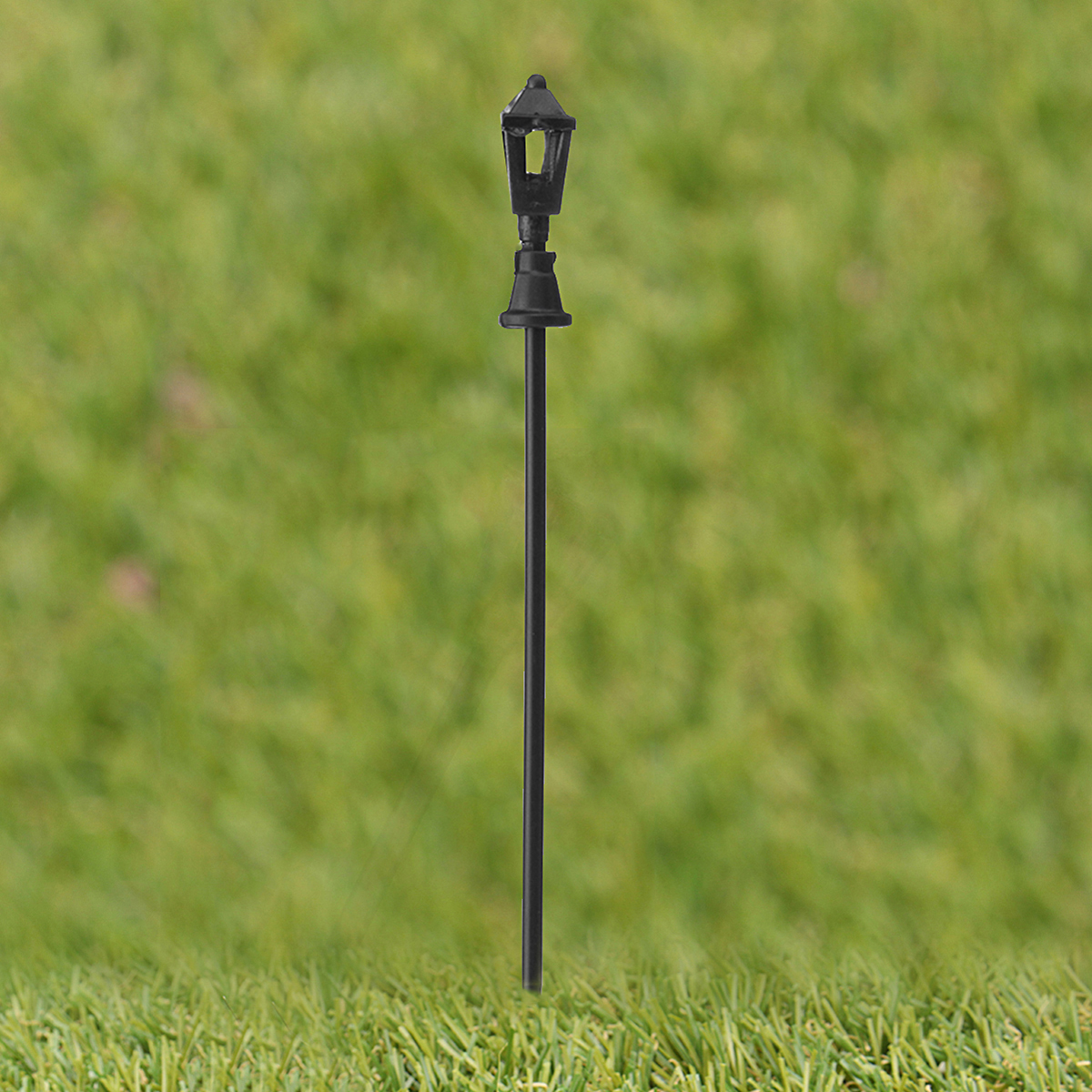 Grass Street Light Lamp Model Architectural Garden Street Railway Lamppost