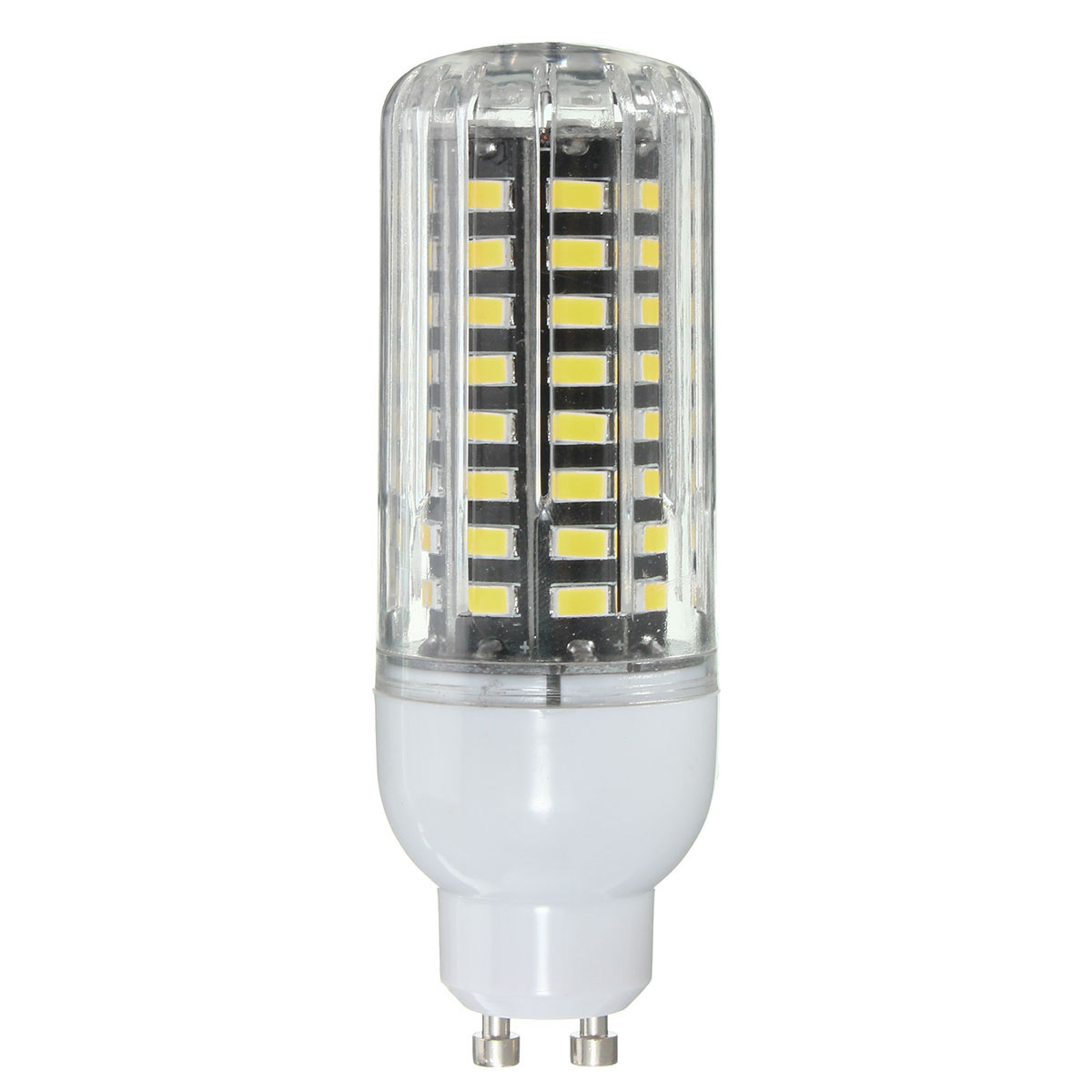 E27 E14 E12 E17 GU10 B22 LED Corn Bulb 7W 72 SMD 5736 LED Lamp Ampoule Led Light AC85-265V