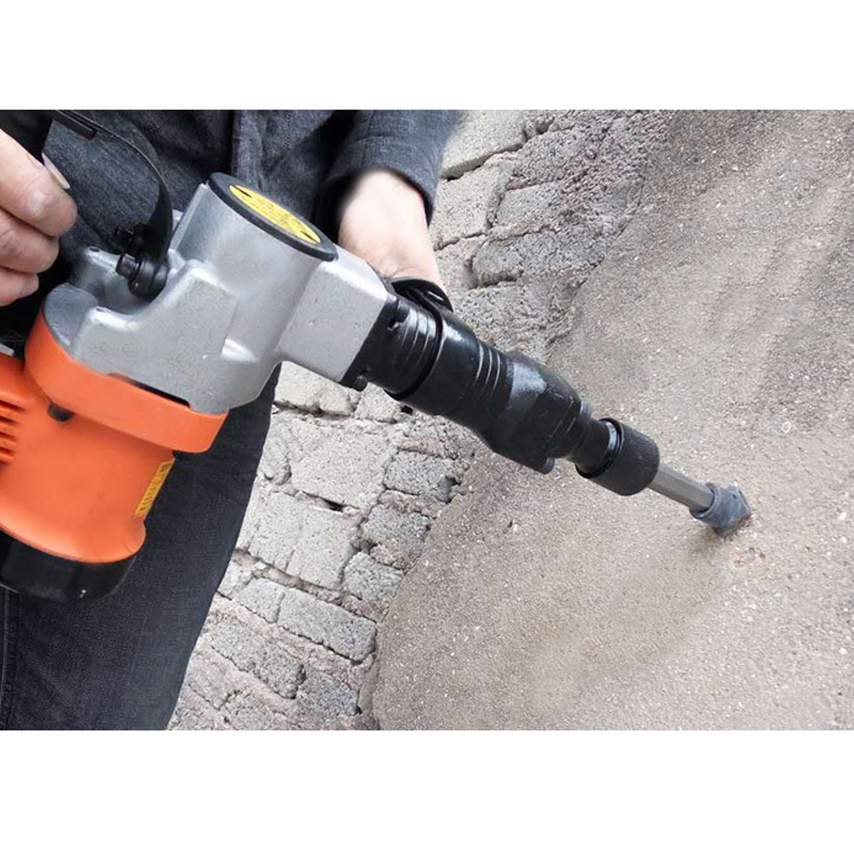 Rotary Hammer Electric Hammer Demolition Hammer Drill Connecting Rod Handle Accessory