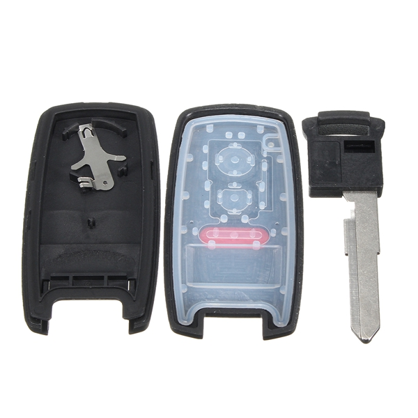 3 Button Car Remote Key Shell Fob Case Uncut Blade for Suzuki SX4 Swift Grand Vitara