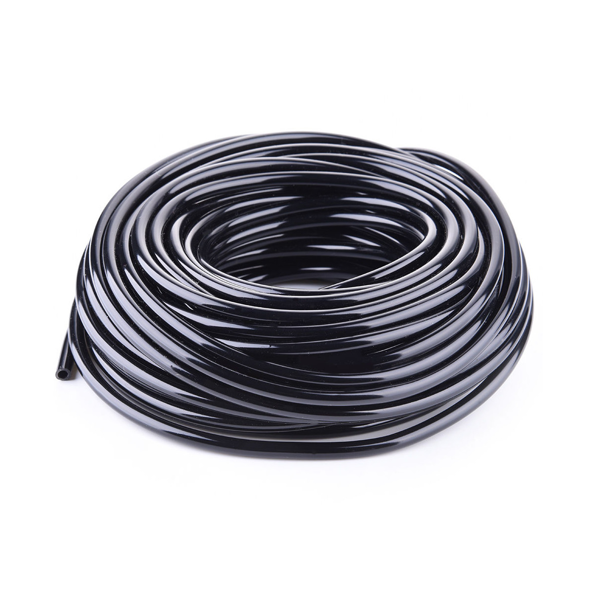 50m Water Pipe Tubing Hose Pipe 4/7mm Micro Drip Garden