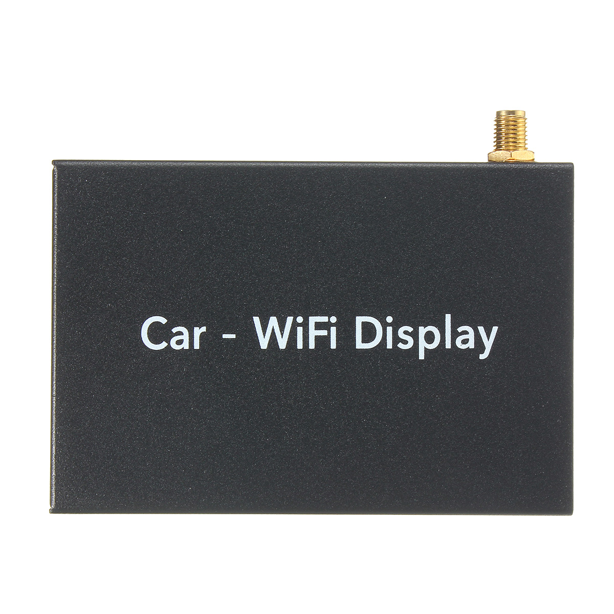 Touch WiFi Mirror Link Box Car DVD Player WiFi Display System For Android And IOS