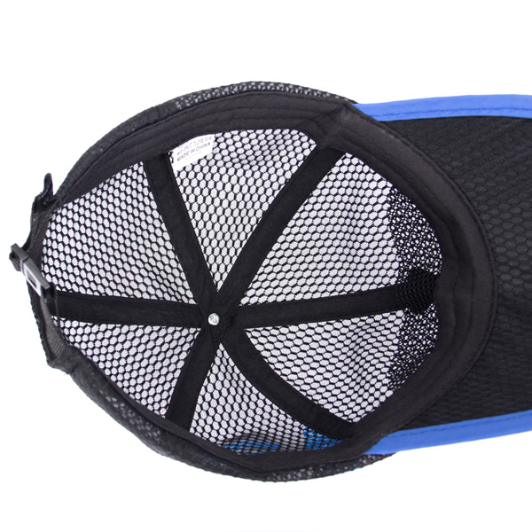 Men Women Mesh Quick Dry Baseball Caps Thin Breathable Outdoor Golf Sunshade Hats