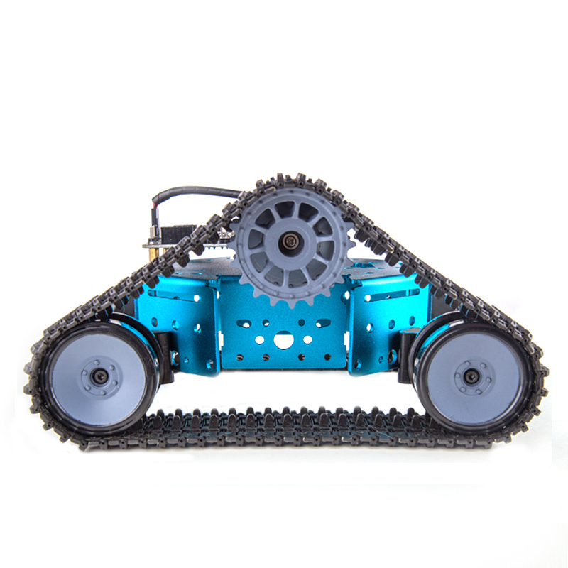 KittenBot® Crawler Offroad Smart Robot Car Kit for Arduino With 6V-211RPM DC Motor Support Raspberry Pi/Scratch Programming