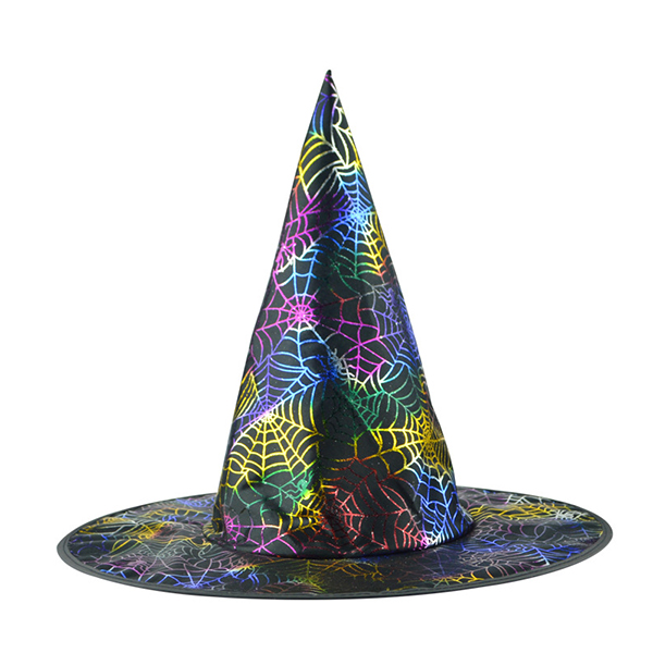 Witch Hat For Halloween Costume Wicked Party Witch Cap Halloween Props