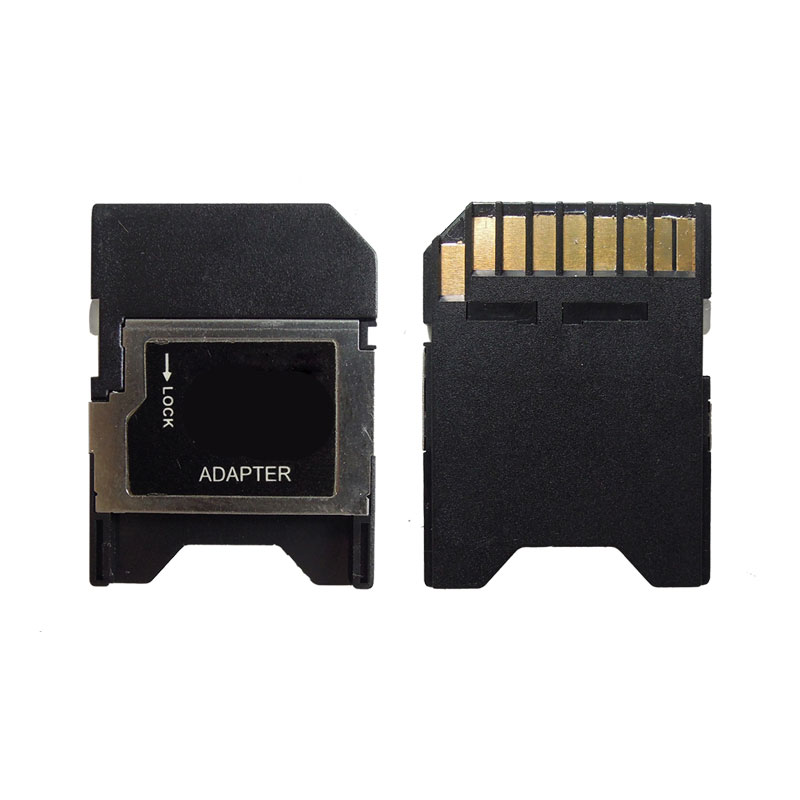 Memory Card Adapter Converter for Mini SD Card to SD Card