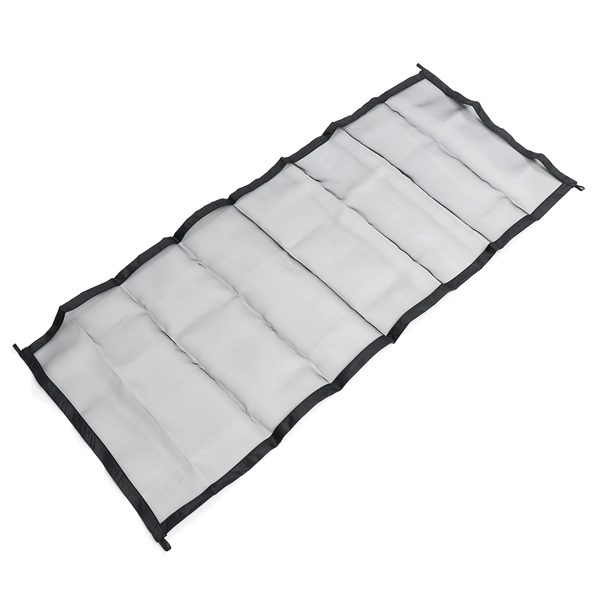 Portable Magic Folding Safety Guard Gate Wire Mesh Net For Pets Dog Cat
