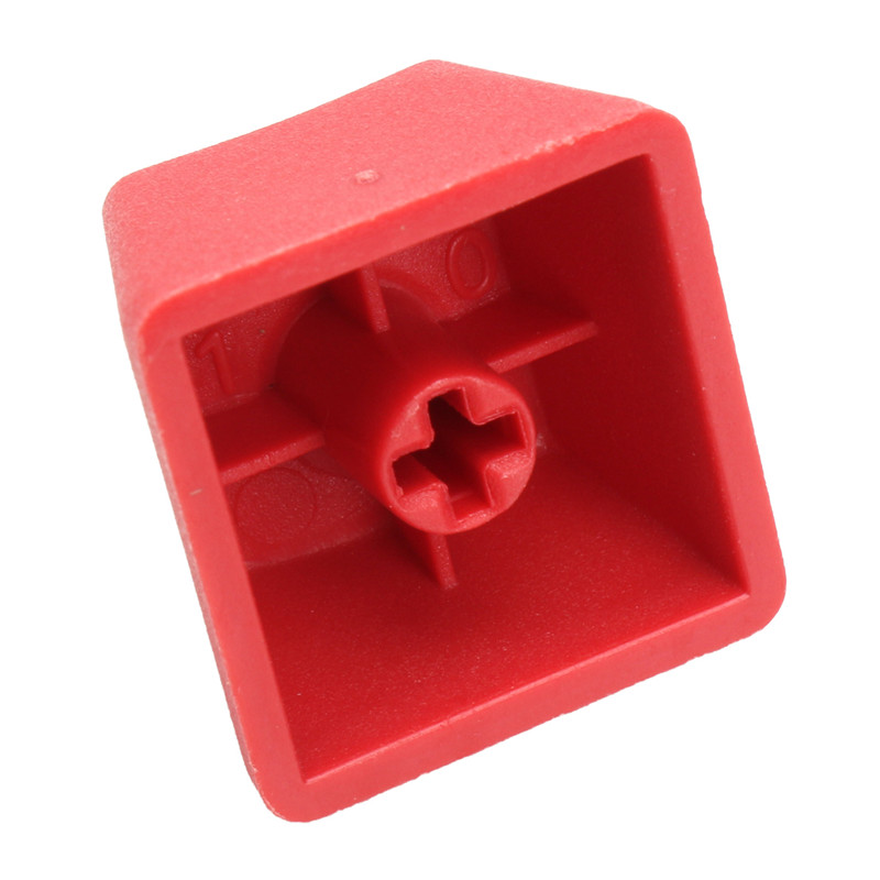 R4 ESC PBT Red Blank Keycaps Key Caps for Mechanical Gaming Keyboard
