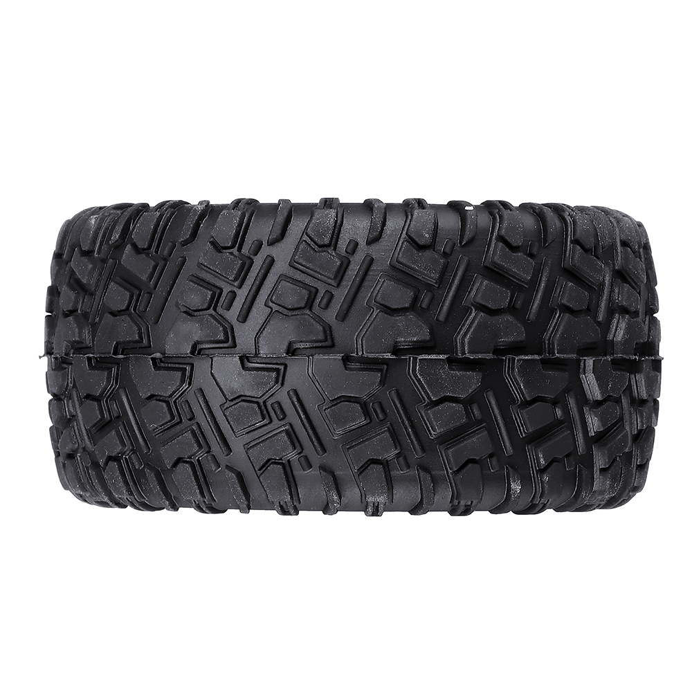 Remo P6973 Rubber RC Car Tires For 1621 1625 1631 1635 1651 1655 RC Vehicle Models - Photo: 10