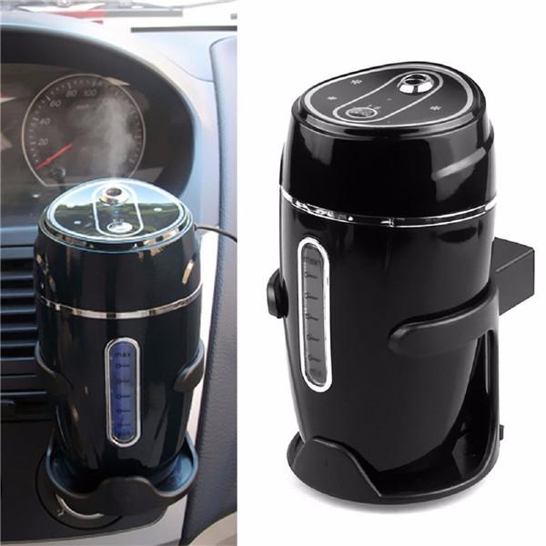 Mini USB Humidifier Air Purifier Aroma Essential Oil Diffuser Mist Maker Home Office Car