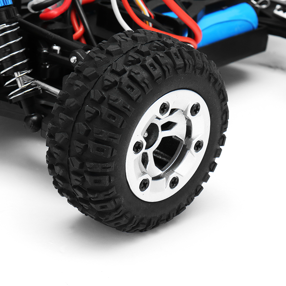MZ GS1004 1/18 2.4G 4WD 390 Brushed Rc Car 55km/h High Speed Drift Buggy Off-road Truck RTR Toy - Photo: 10