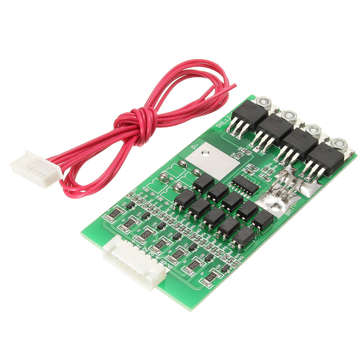 5S Cells 20A Balancing Li-ion Lithium 18650 Battery BMS Protection Board