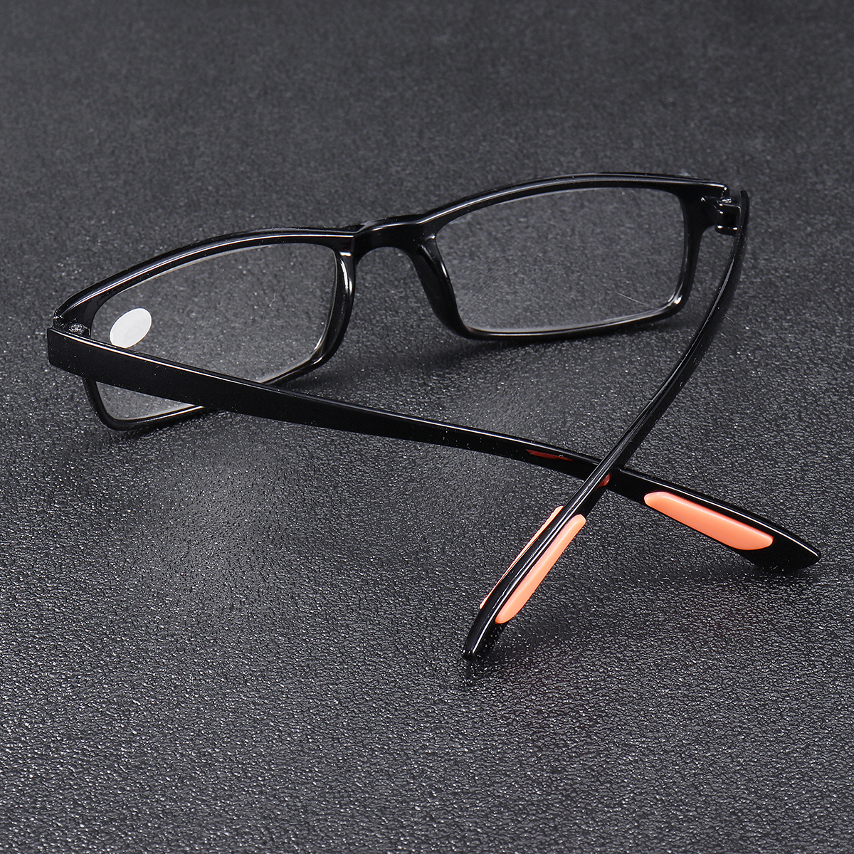 Minleaf TR90 Resin light Weight Black Reading Glasses