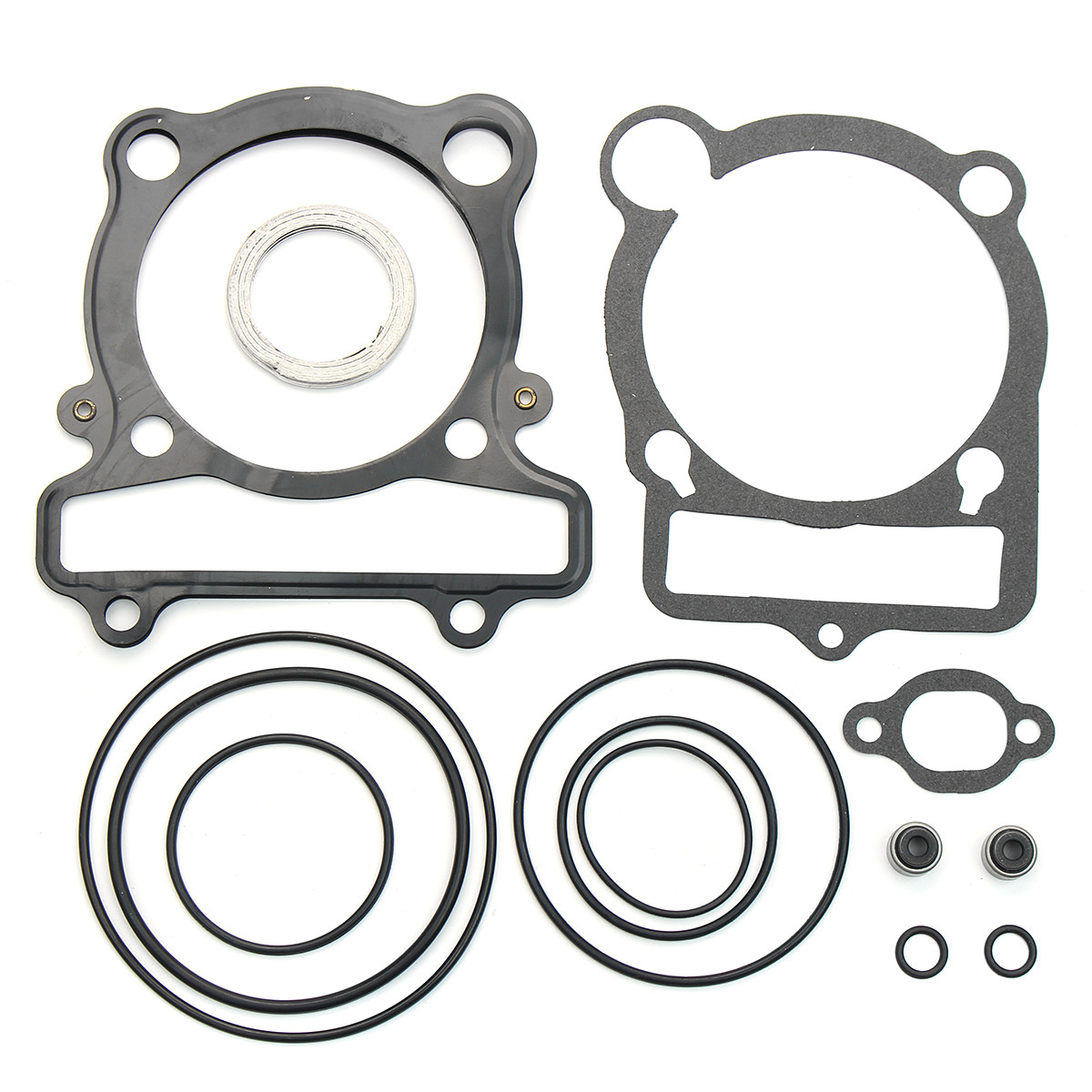 Top End Head Gasket Kit Set For YAMAHA Warrior 350 Raptor Big Bear Wolverine