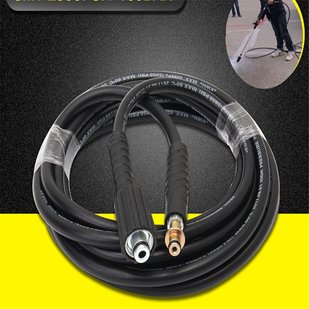 Pressure washer replacement cleaner hose