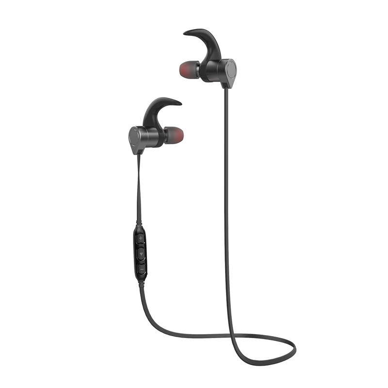 Awei AK3 Sport Running Magnetic IPX4 Water-proof Bluetooth Earphone Headphone for Mobile Phone