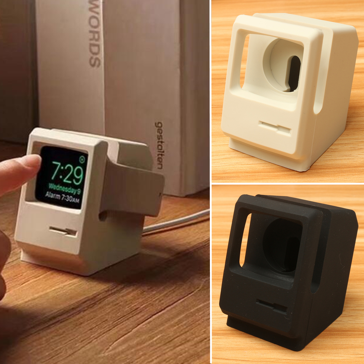 Watch Stand Holder For Apple Watch Series 1/Series 2/Series 3 38mm/42mm
