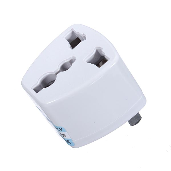 Universal US To UK Travel Plug Power Charger Adapter Converter Socket