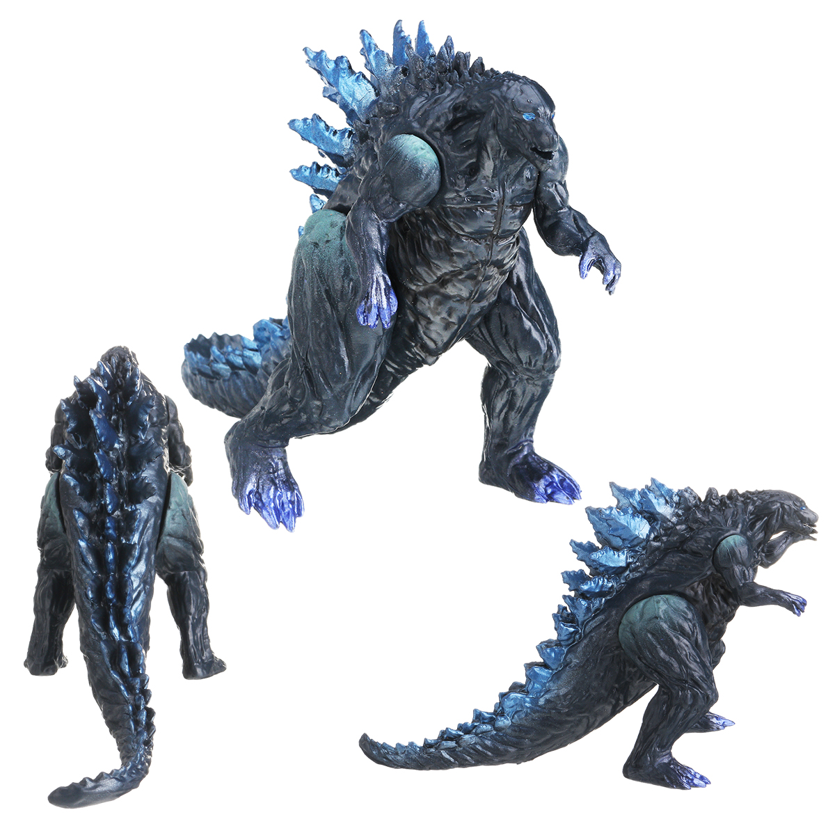 6pcs anime action figure toy dinosauro film monster doll bambini giocattoli di plastica regalo
