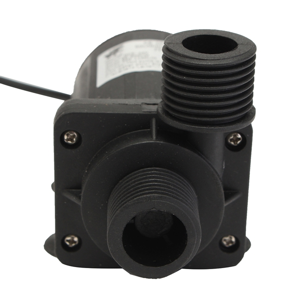 24V DC 1000L Mini Brushless Magnetic Hot Water Pump