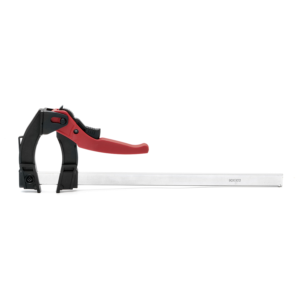 120 Degree Adjustable Quick Grip Clamp Woodworking F Clamp 80x 100/160/200/250/300mm