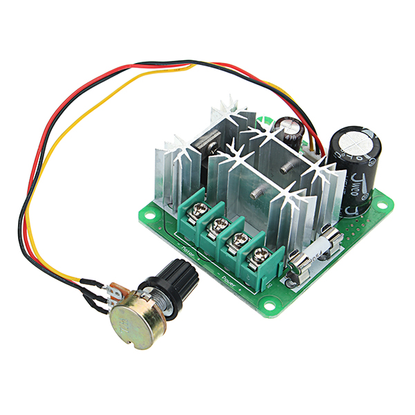 DC 6-90V 15A 1000W Pulse Width PWM DC Motor Speed Regulator High Efficiency Speed Controller Speed Control Switch
