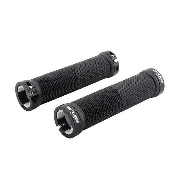 GUBCycling Lockable Handle Grip For Bicycle MTB Road Bike Handlebar Bicycle Grip Bike Aluminum Alloy