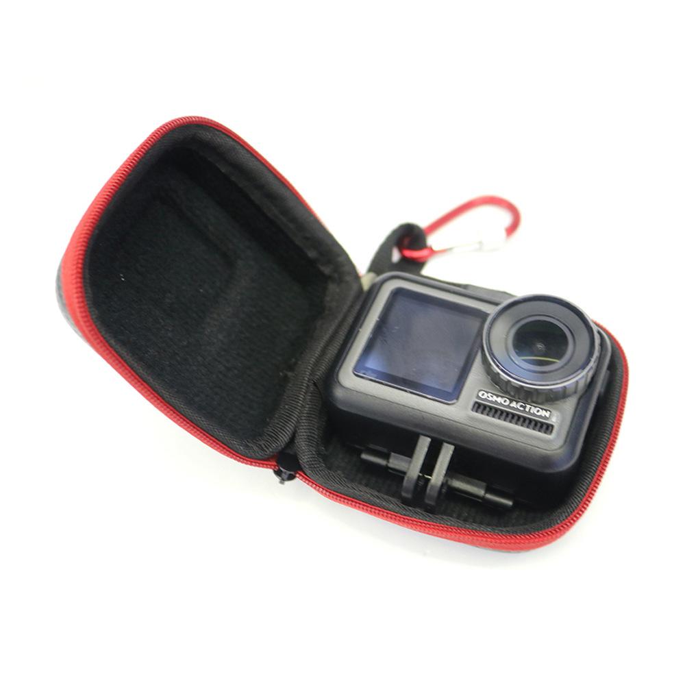 STARTRC EVA Vattentät Storage Bag Mini Portabel Handbag Kamera Väska till DJI OSMO Action GoPro Hero5 / 6/7 SJCAM Camera - Photo: 6