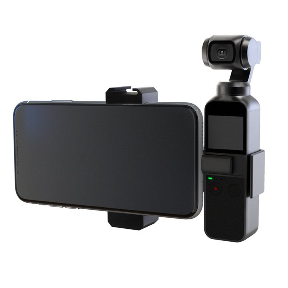 Magnetic Smartphone Camera Gimabl Holder Mount For for DJI Osmo Pocket Handheld Gimbal Stabilizer - Photo: 10