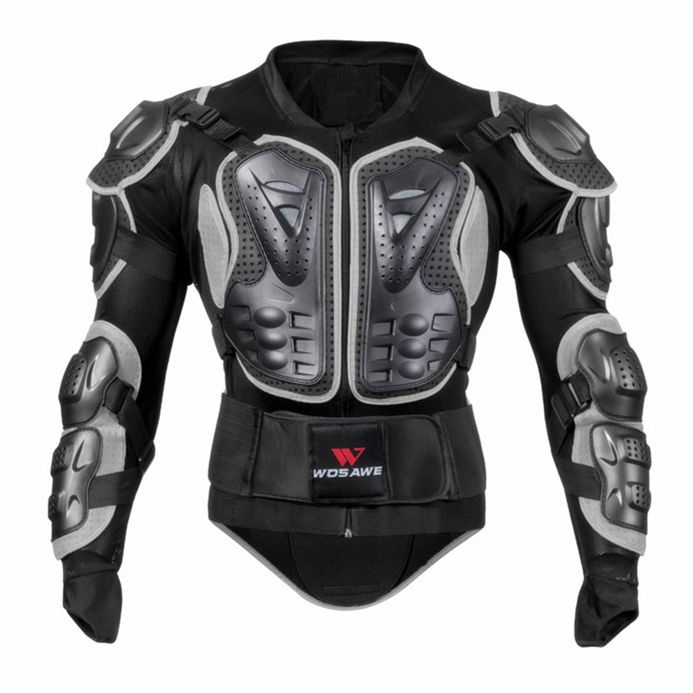 Motorcycle Cycling Armor Motocross Jacket Protector Che