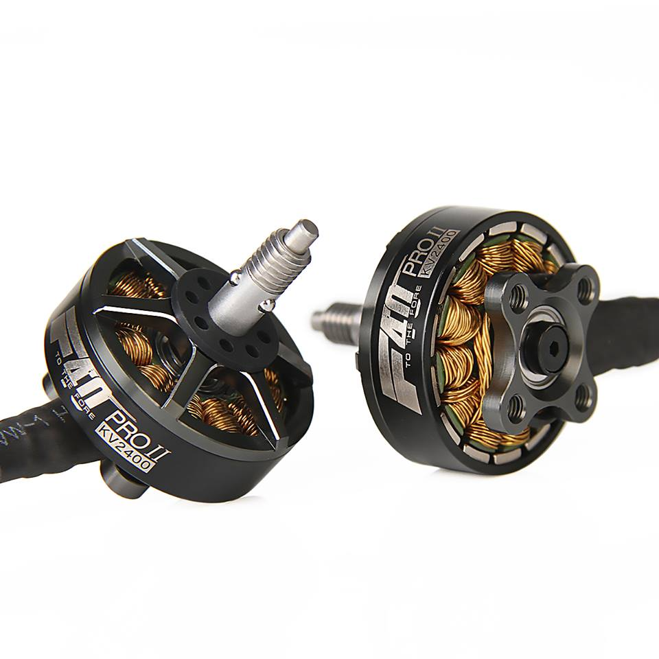 T-motor F40 Pro II 2306 POPO Quick Swap 2400KV 3-4S Brushless Motor for FPV Racing RC Drone - Photo: 3